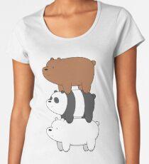 Bears Women's Premium T-Shirt