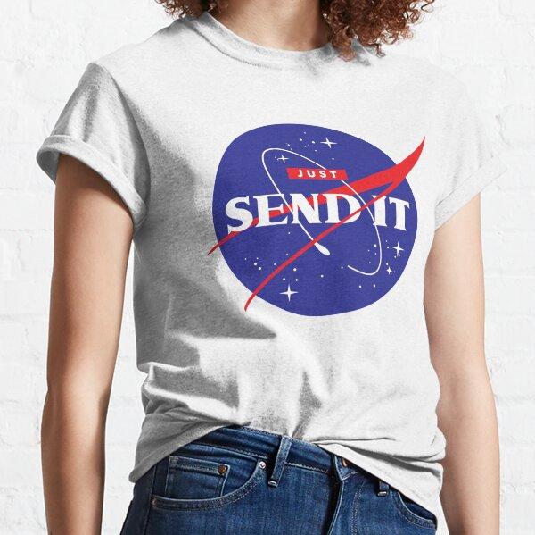 La NASA solo lo envía Camiseta clásica
