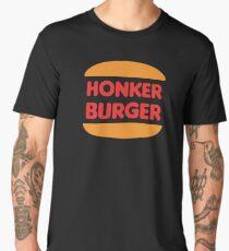 Honker Burger   Nickelodeon Doug   Burger King Style Men's Premium T-Shirt