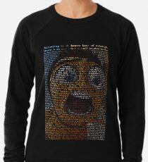 full bee movie script Lightweight Sweatshirt