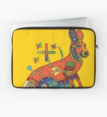Kangaroo, from the AlphaPod collection Laptop Sleeve
