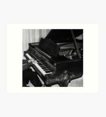 Knabe, The Piano King Art Print