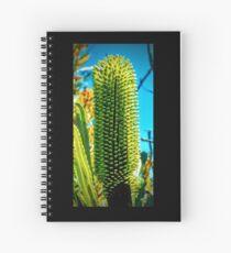 Banksia luminescence Spiral Notebook