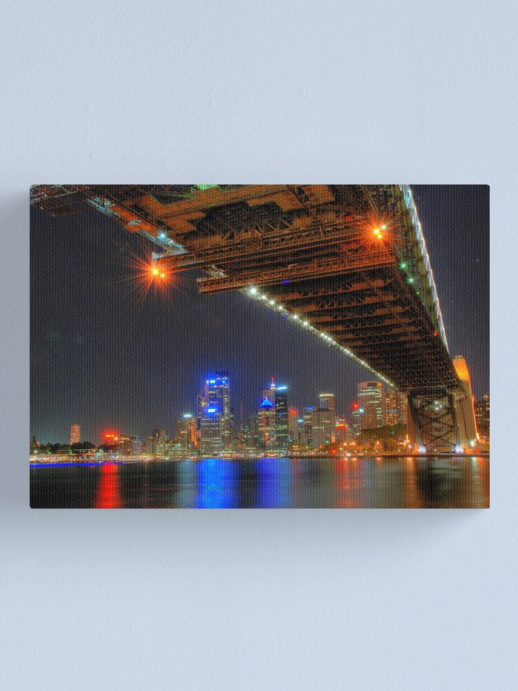 Alternate view of Sydney, Milsons Point II Canvas Print