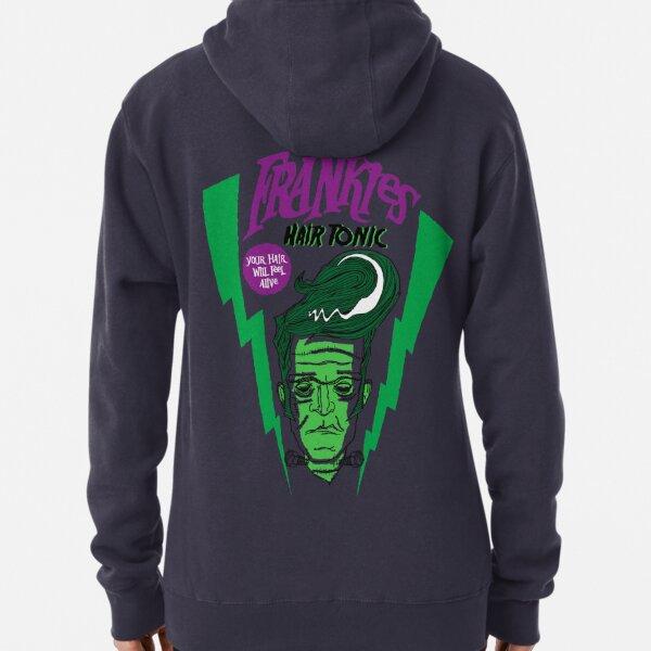FRANKIES HAIR TONIC Pullover Hoodie