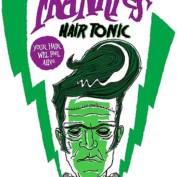 FRANKIES HAIR TONIC by JohnDC