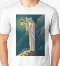 hermit tarot card T-Shirt