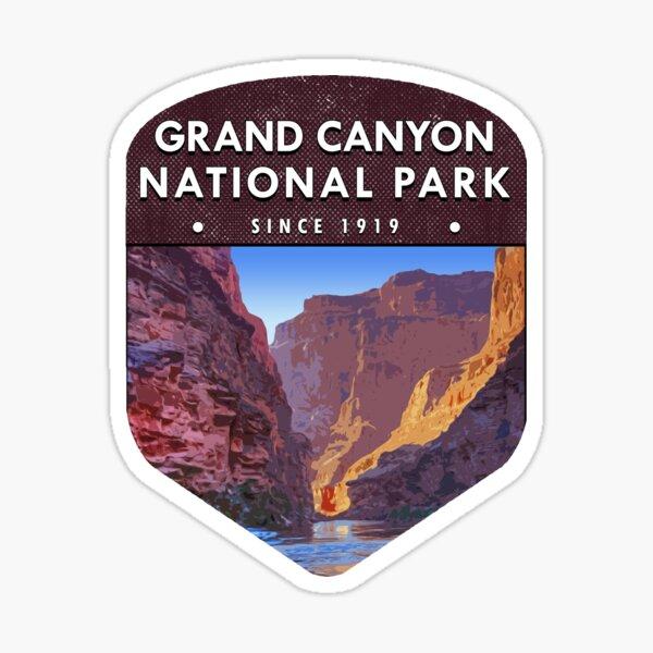 Grand Canyon National Park 2 Sticker