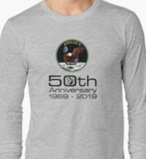Celebrate the 50th anniversary of the Apollo 11 moon landing #3 Long Sleeve T-Shirt
