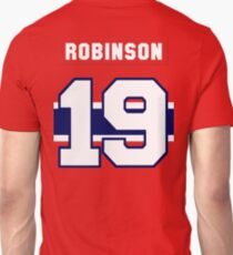 Larry Robinson #19 - red jersey T-Shirt