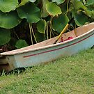 Dinghy. by Jeanette Varcoe.