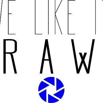 I Shoot Raw by Jake526