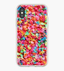 Colorful Cereal iPhone Case