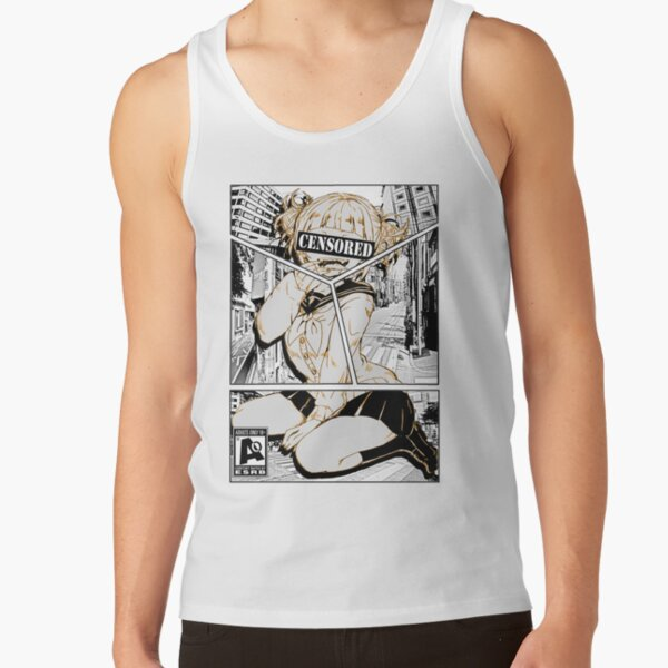 Explicit - Edit Tank Top