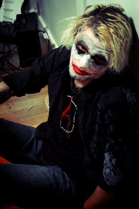 Why so serious? by Astral