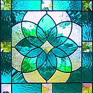 Stained Glass Realism Art by Delights