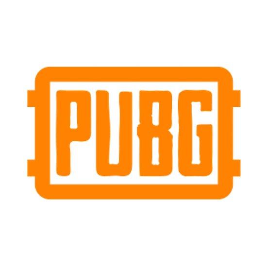 Pubg Logo Poster By Walrusclothesco Redbubble