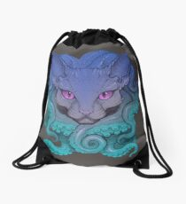 Octosphinx Drawstring Bag
