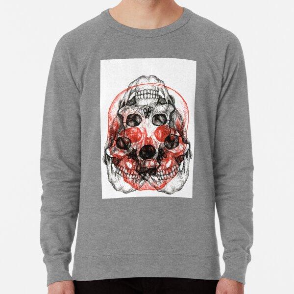 skulllll Lightweight Sweatshirt