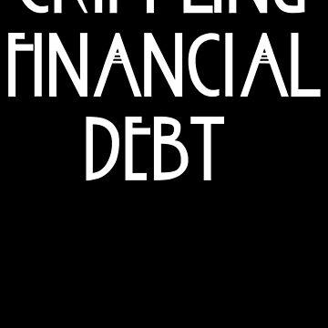 AHS In Real Life: Crippling Financial Debt by jenniferlothian