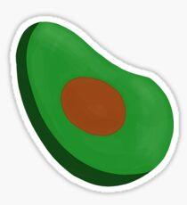 Avocado; Sticker