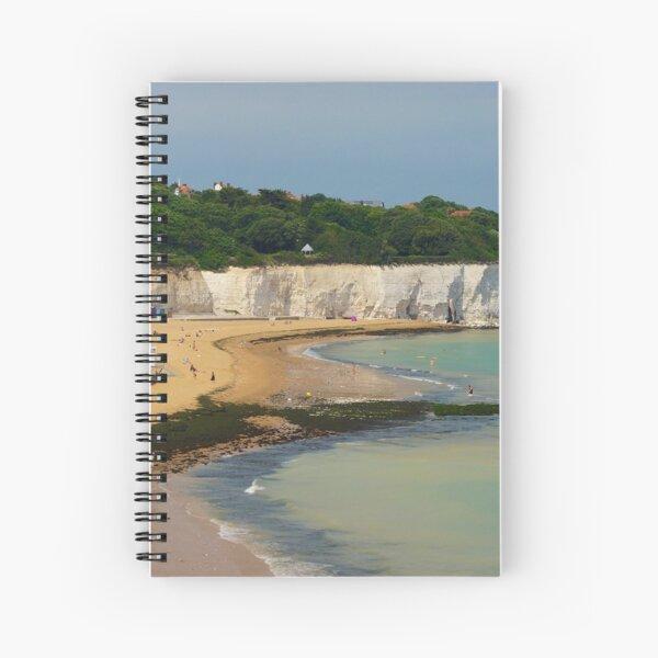 Broadstairs Coast Spiral Notebook