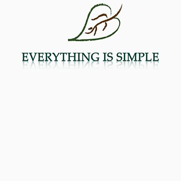Everything is SIMPLE by leosignwomen