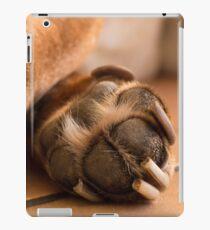 Old paws 01 iPad Case/Skin