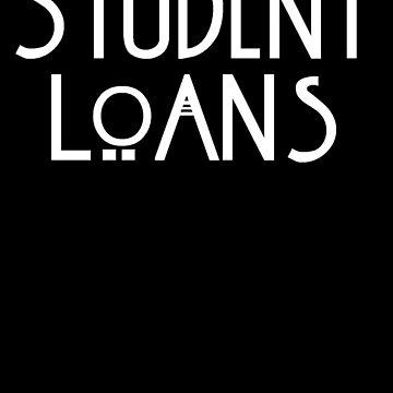 AHS In Real Life: Student Loans by jenniferlothian