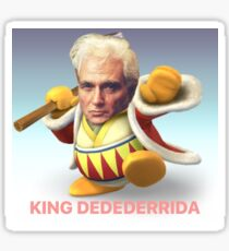 King Dedederrida Sticker