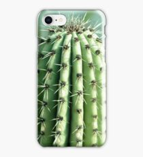 cactus photography iPhone Case/Skin