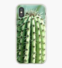 Kaktus-Fotografie iPhone-Hülle & Cover
