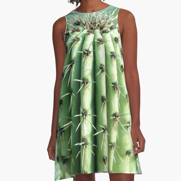 cactus photography A-Line Dress