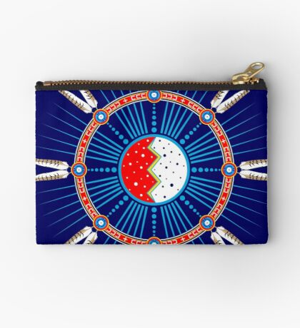 Crazy Horse Dreaming Studio Pouch
