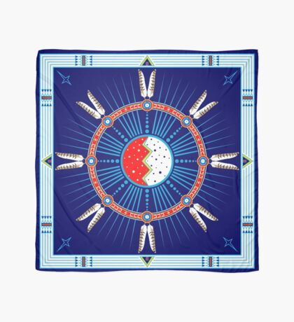 Crazy Horse Dreaming Scarf