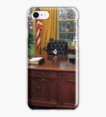President Mike Pounce iPhone Case/Skin