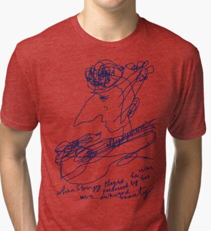 Stringy Tri-blend T-Shirt