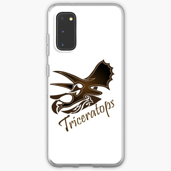 Triceratops Samsung Galaxy Soft Case