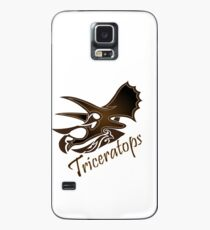 Triceratops Case/Skin for Samsung Galaxy