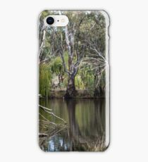 Nature is serenity iPhone Case/Skin