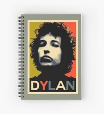 Dylan Spiral Notebook