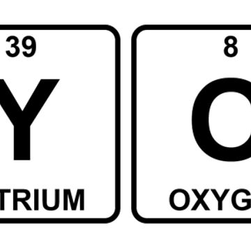Be You - Periodic Table - Chemistry - Chest by jennyzhang