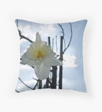 Transient Throw Pillow