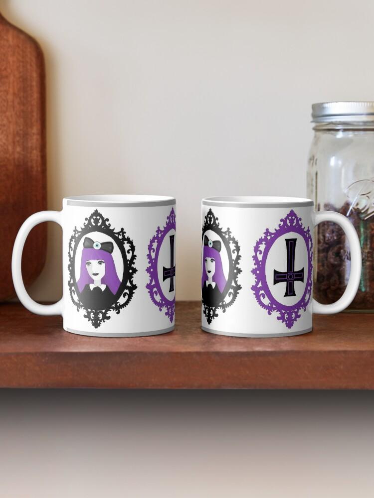 Alternate view of Purple Pastel Goth - Original Mug