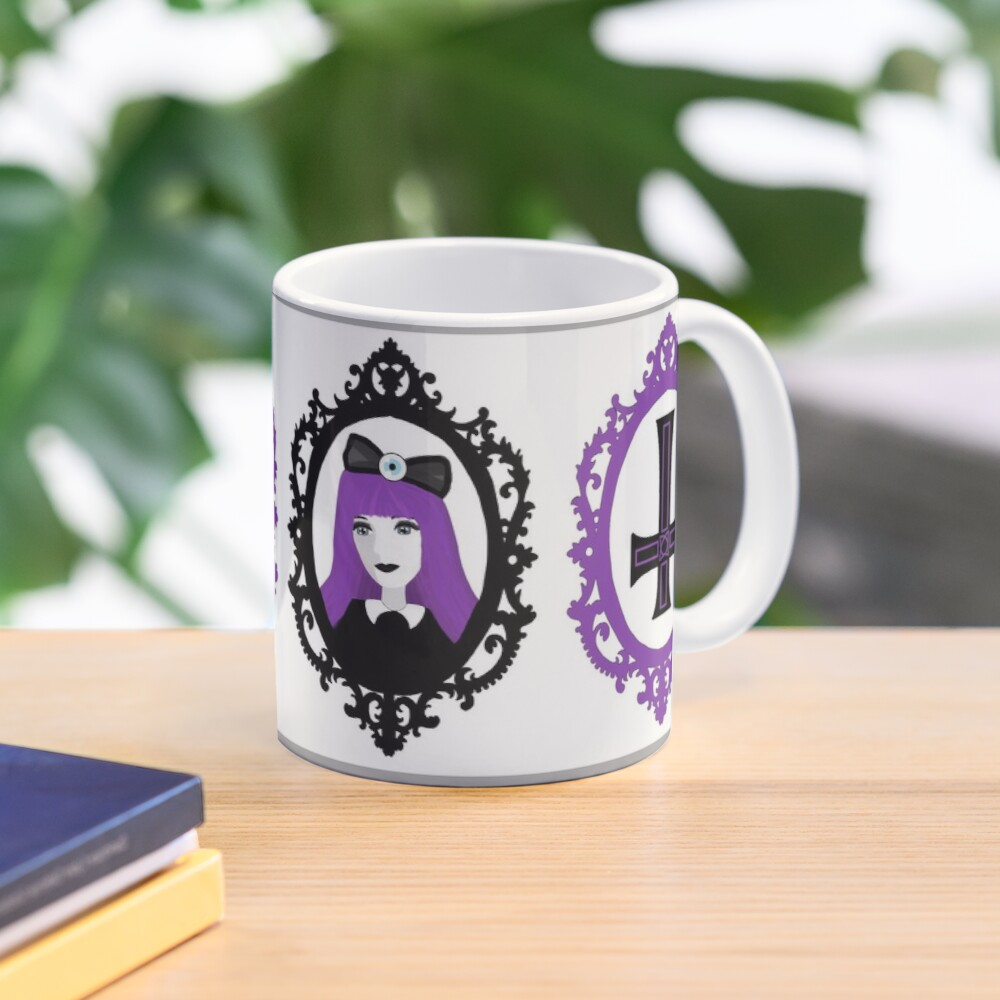 Purple Pastel Goth - Original Mug