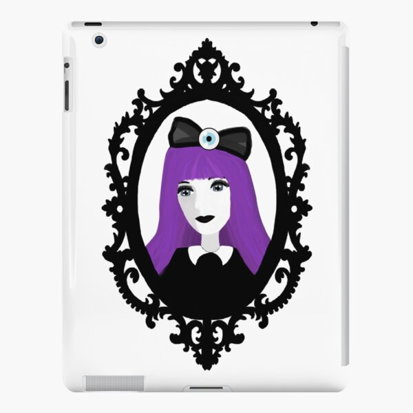 Purple Pastel Goth - Original iPad Snap Case