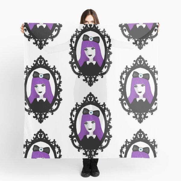 Purple Pastel Goth - Original Scarf