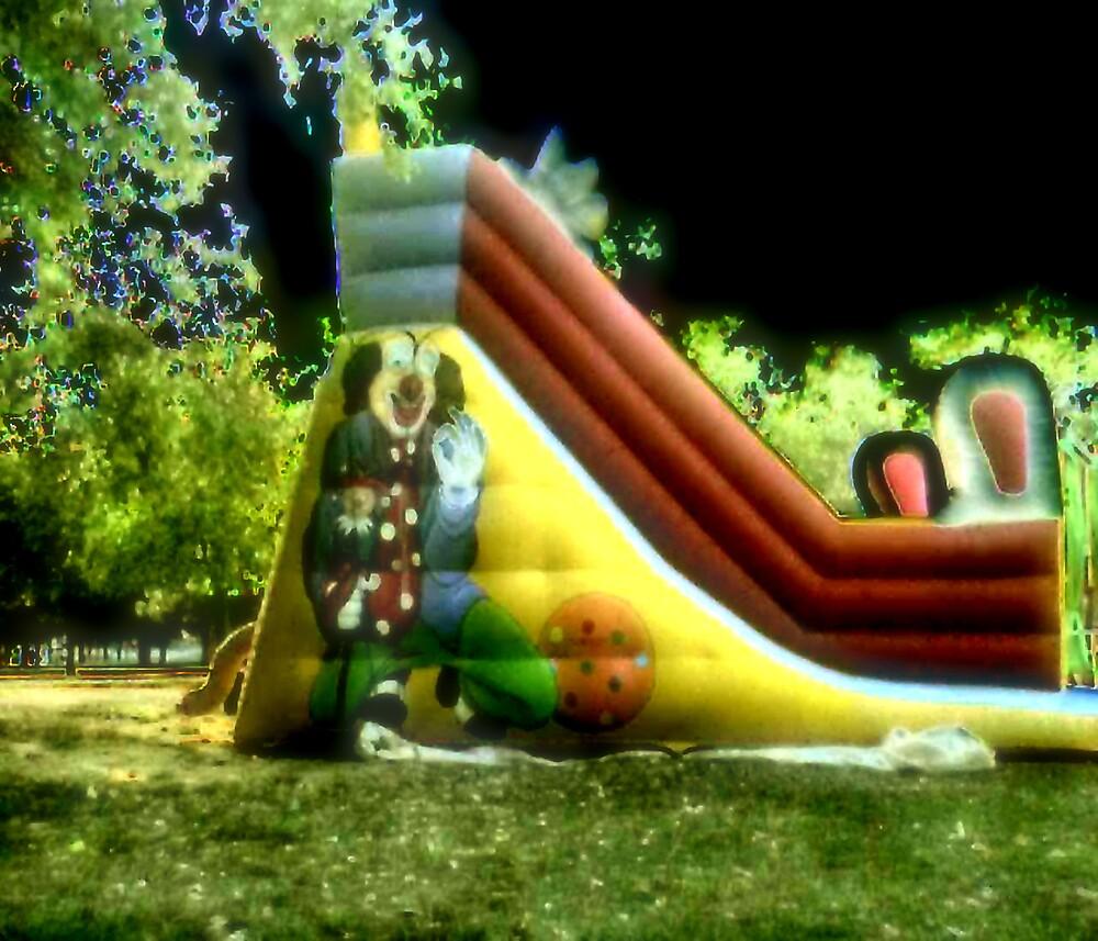 Clown by boki2008