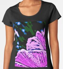 THE PINK TULIP TOUCH Women's Premium T-Shirt