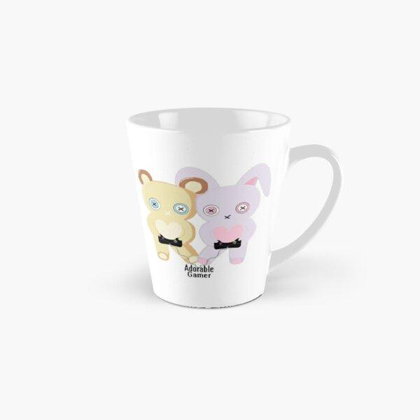 Adorable Gamer ~ Teddy & Bunny Tall Mug